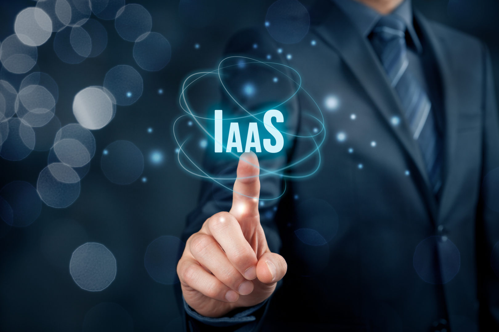 benefits of iaas