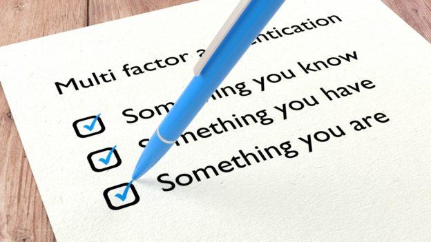 Multi-Factor Authentication List