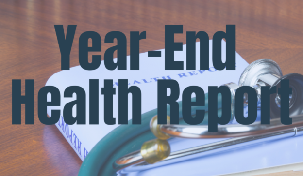 Year-End Health Report appeared first on HIPAA Secure Now!